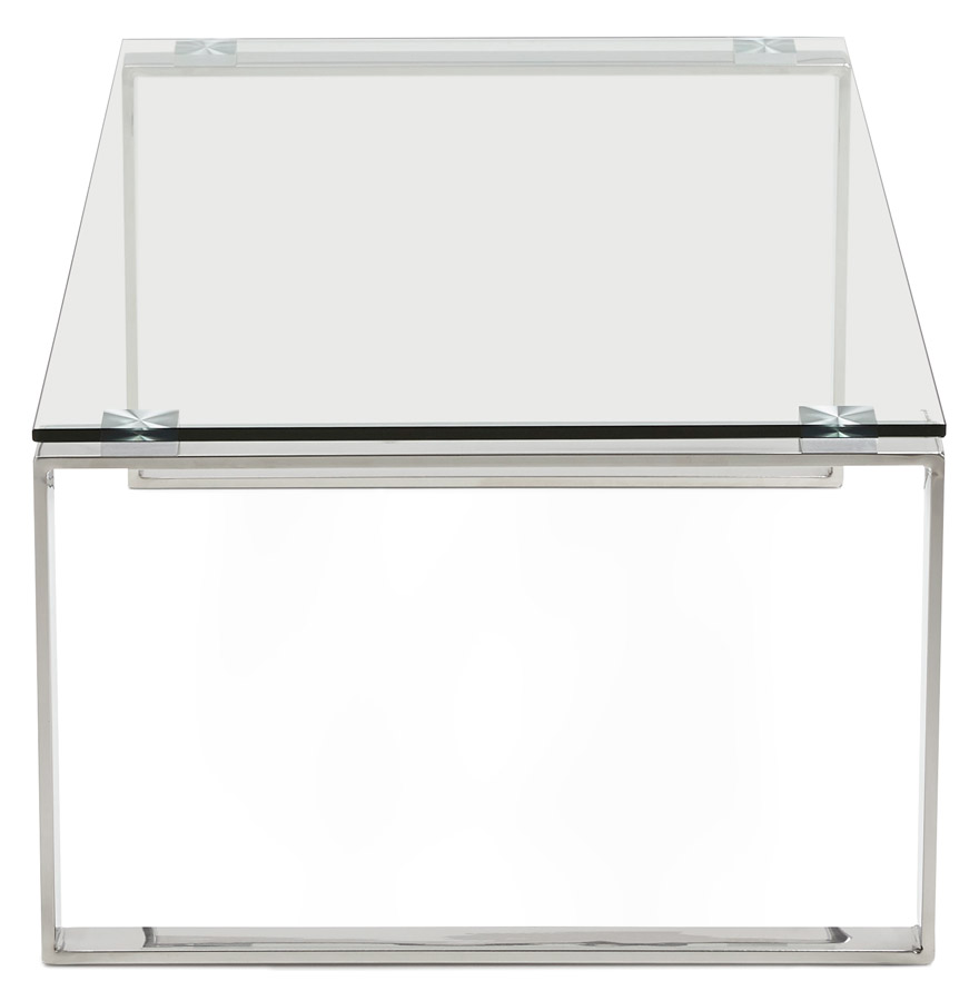 nebraska clear h2 03 - Table basse design de salon ´NEBRASKA´ en verre
