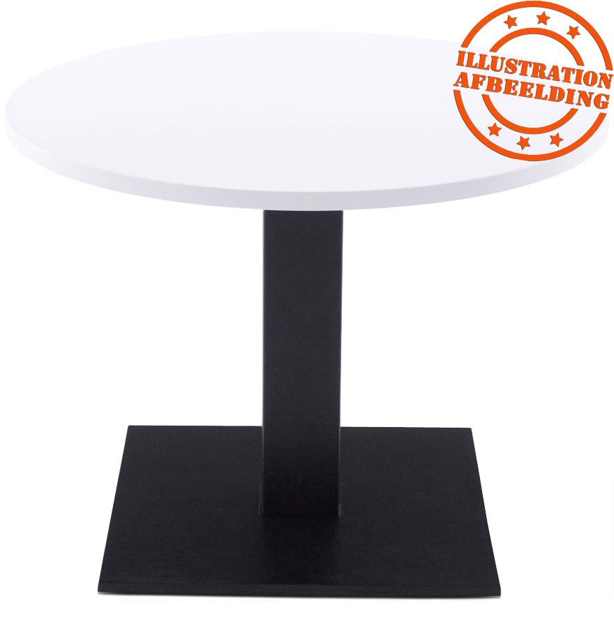 pied de table nero 45 noir en m tal alterego design. Black Bedroom Furniture Sets. Home Design Ideas