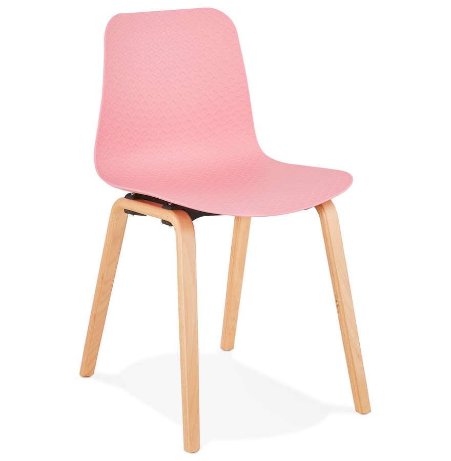 Chaise scandinave pacifik rose chaise design for Chaise rose scandinave