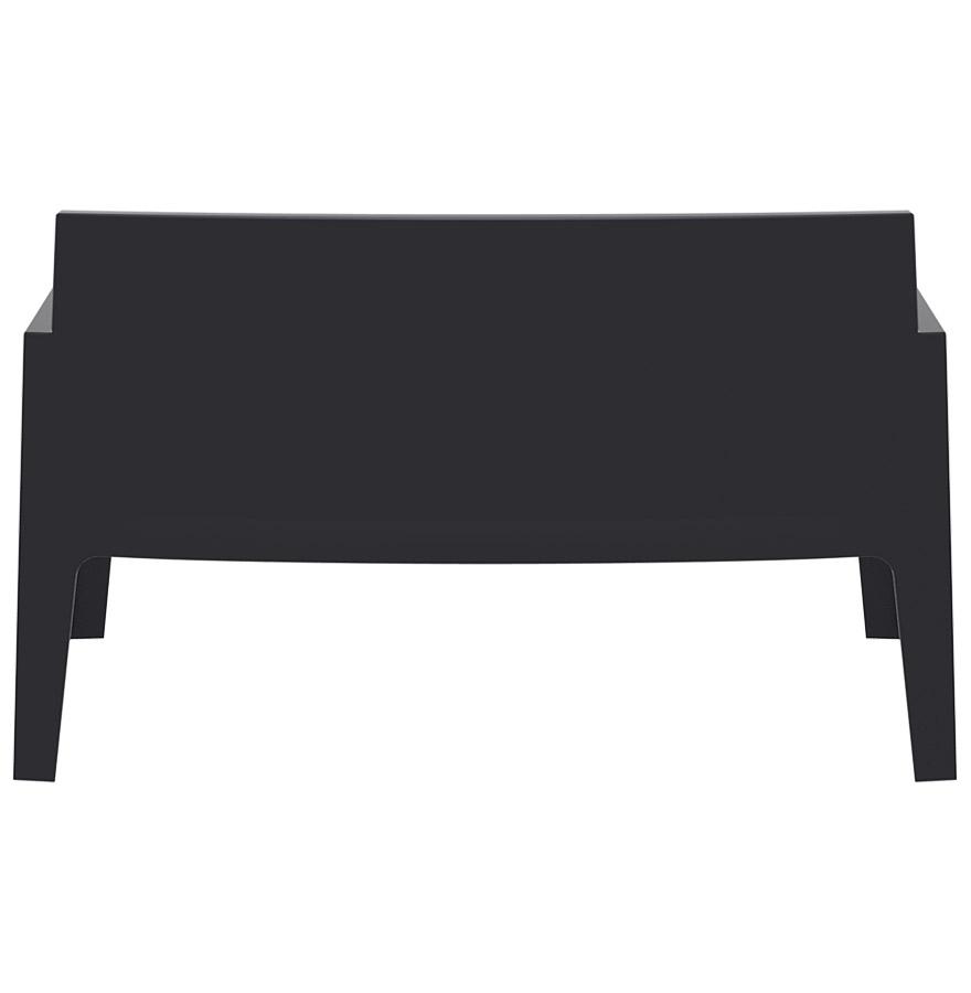 plemo xl black 05 - Banc de jardin ´PLEMO XL´ noir en matière plastique