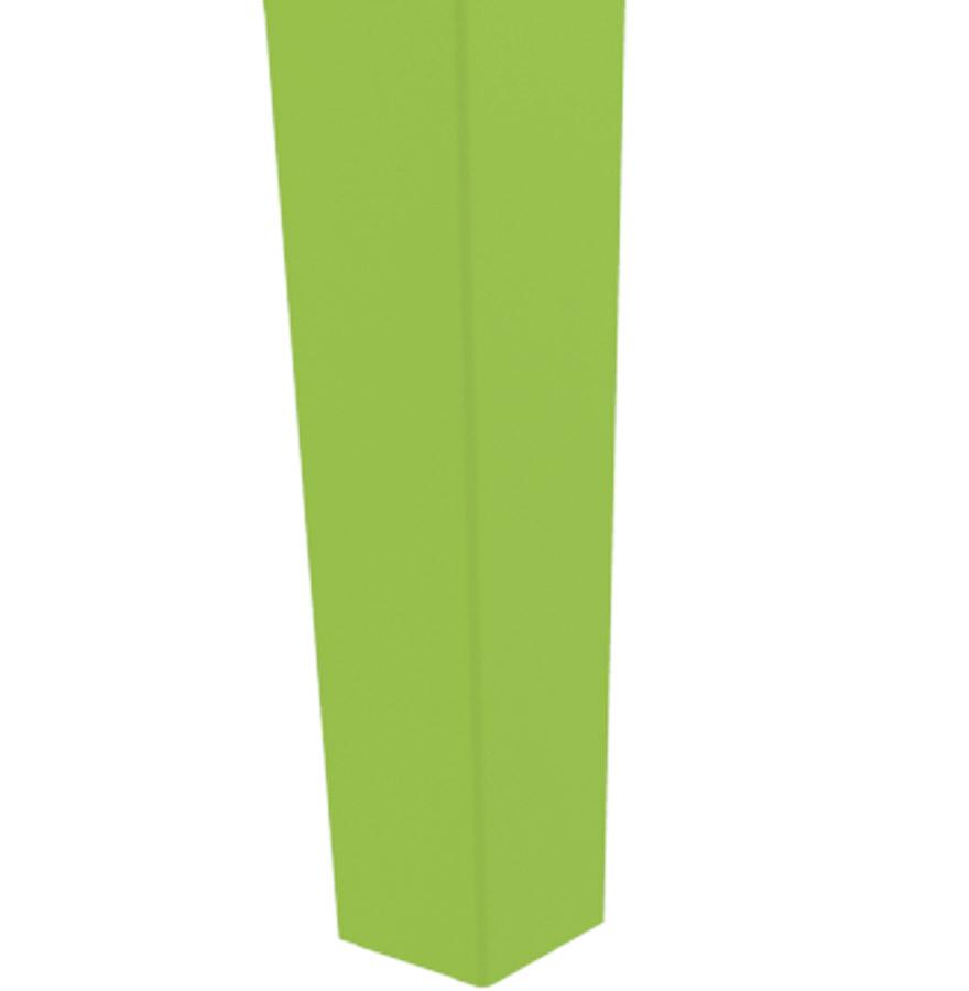 design stoel plemo xl groene tuinbank uit kunststof. Black Bedroom Furniture Sets. Home Design Ideas