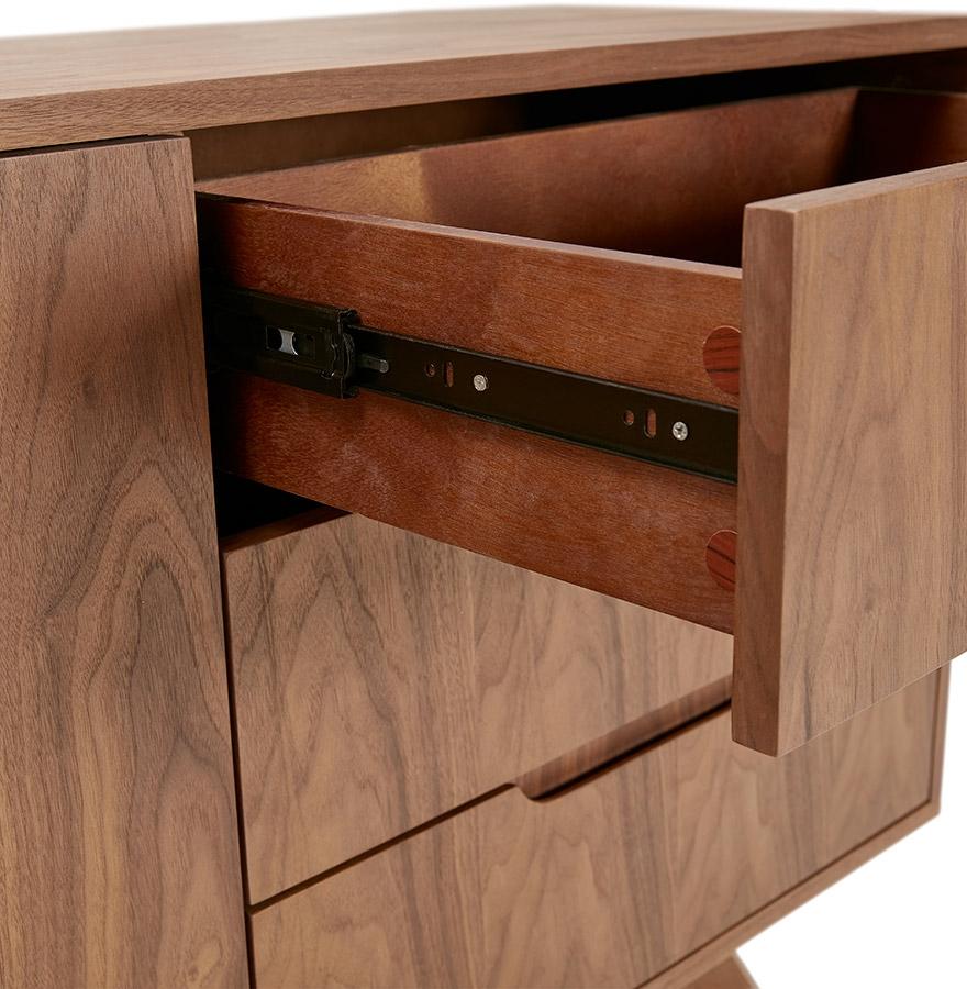 bahut design portobello en bois meubles de rangement. Black Bedroom Furniture Sets. Home Design Ideas