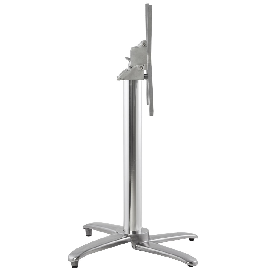 Pied de table ´PRATIK´ 75 en aluminium