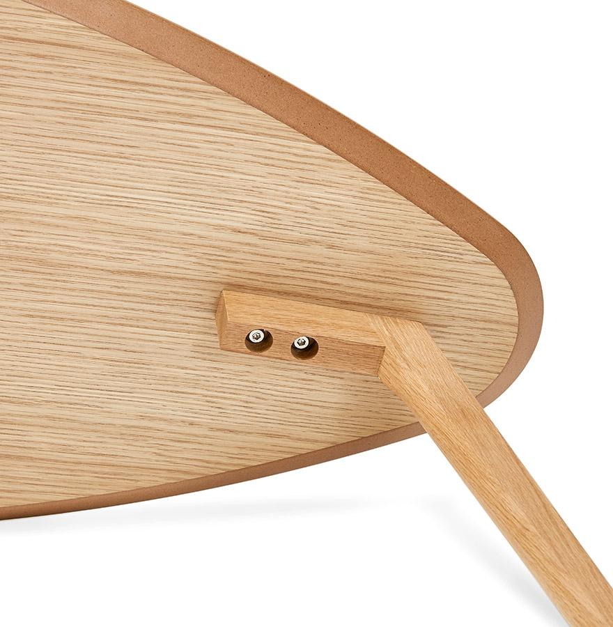 bijzettafels stokolm in hout met natuurlijke afwerking design salontafel. Black Bedroom Furniture Sets. Home Design Ideas