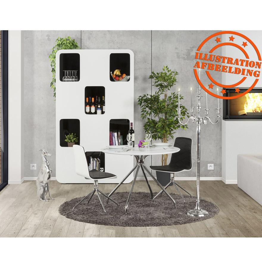 statue deco tazi chien assis en aluminium objet deco design. Black Bedroom Furniture Sets. Home Design Ideas
