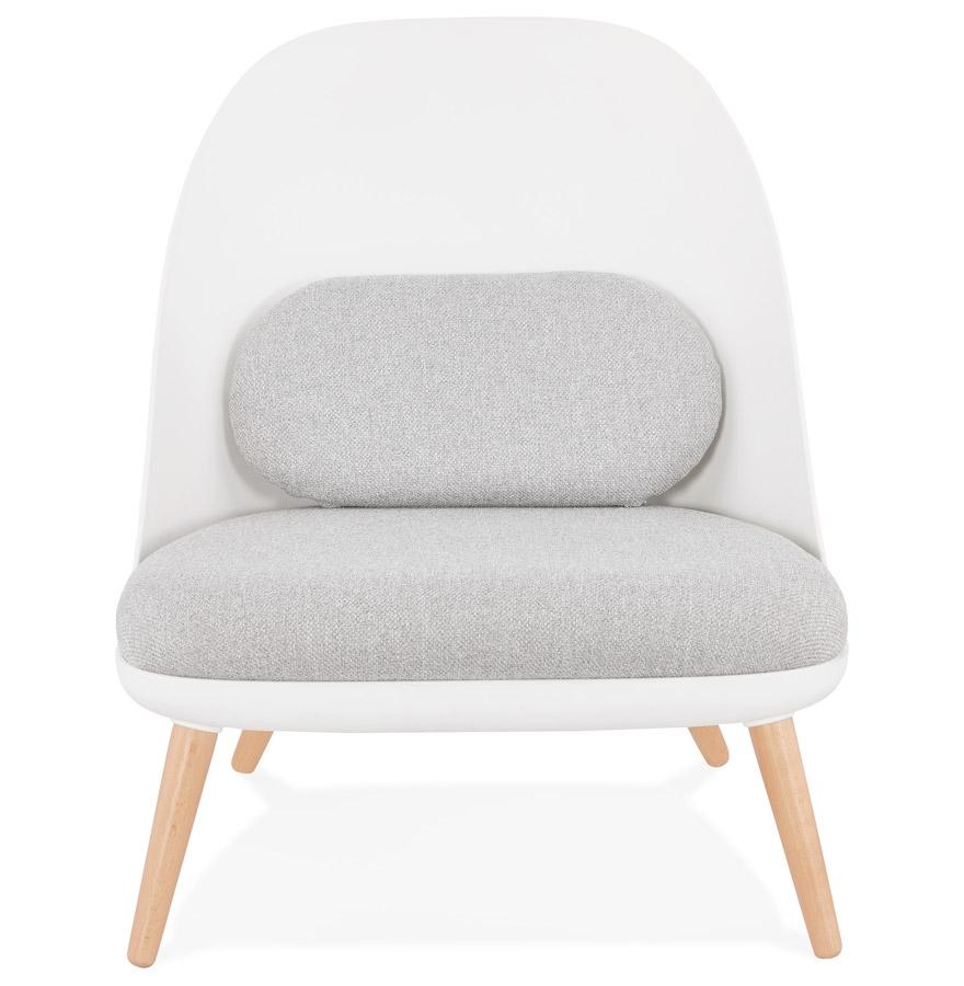 Fauteuil lounge design ´TICOS´ style scandinave