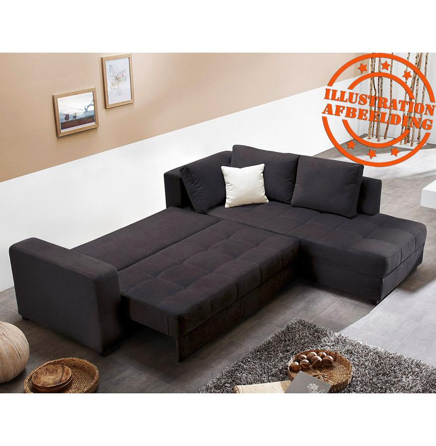 canap d 39 angle convertible tundra beige canap design. Black Bedroom Furniture Sets. Home Design Ideas