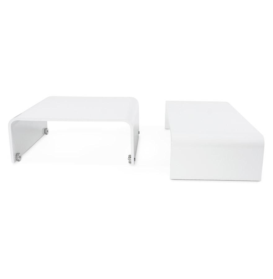 table basse de salon extensible twist design et pratique. Black Bedroom Furniture Sets. Home Design Ideas