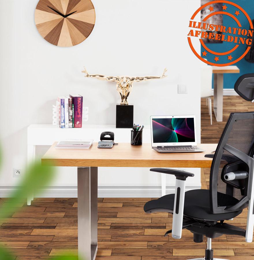 design beeld wise decoratief beeld van een atleet in goudkleurig polyhars. Black Bedroom Furniture Sets. Home Design Ideas