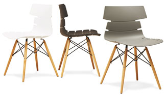 Scandinavische stoelen - Alterego Design