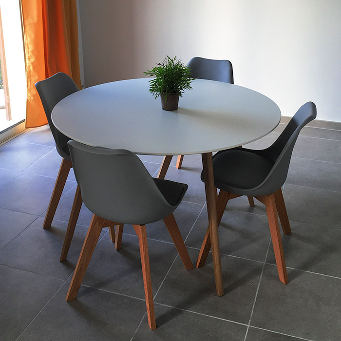 Design, ronde tafel AMY - Alterego Design - Foto 3