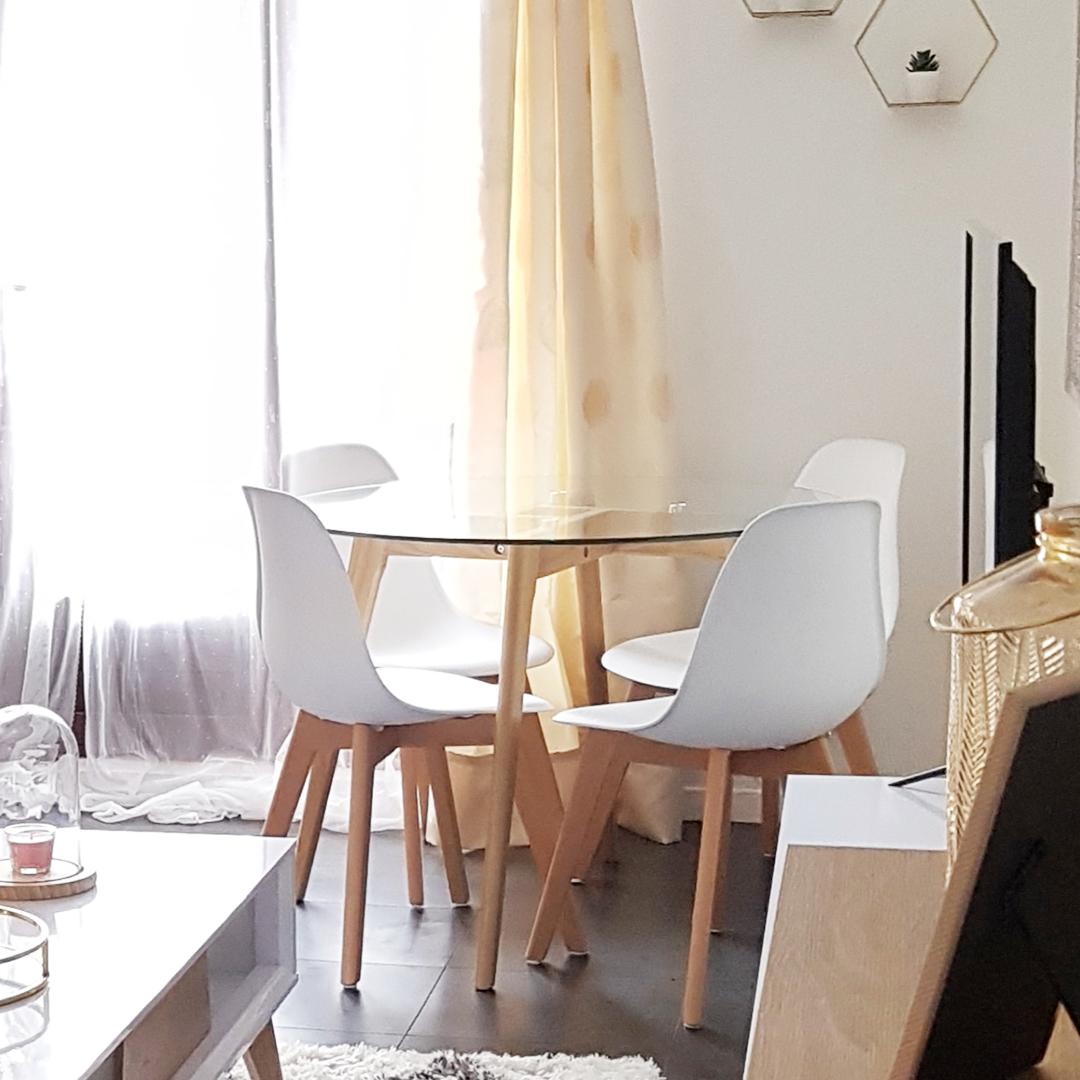 Table ronde ANGELA - Alterego Design - Photo 2