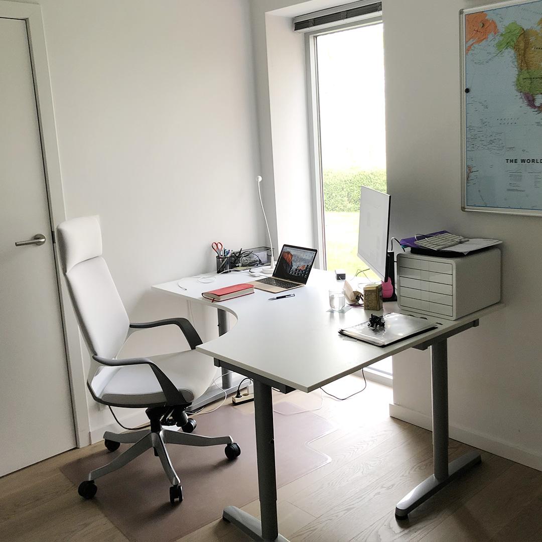 BABEL bureaustoel - Alterego Design - Foto 3