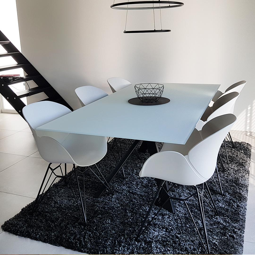 Table de salle à manger BIRDY - Alterego Design - Photo 6