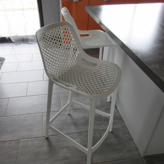 Tabouret snack BROZER MINI - Alterego Design - Photo 1