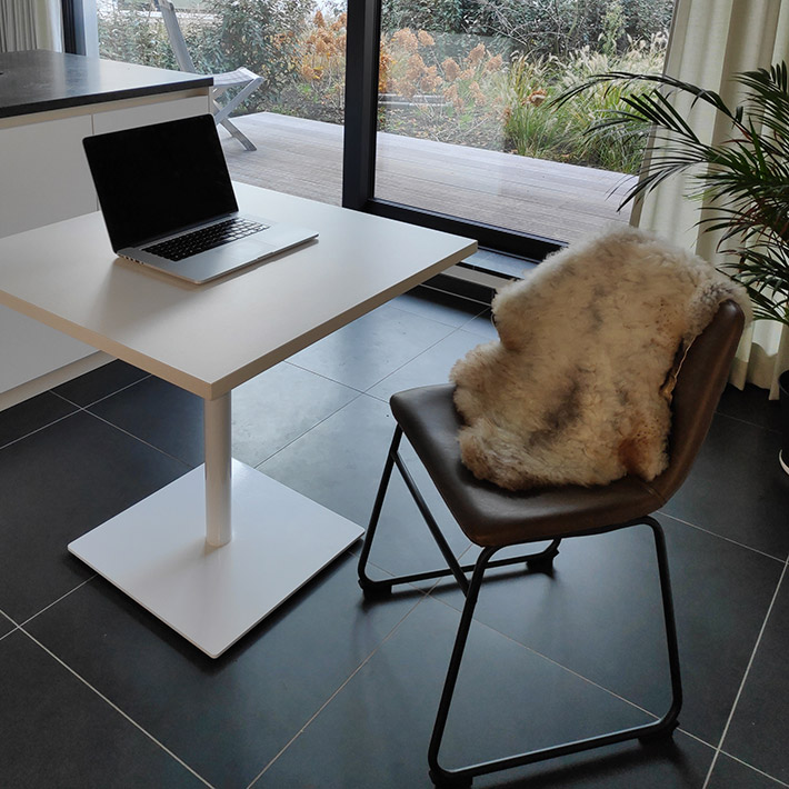 Chaise design BUFFALO - Alterego Design - Photo 1
