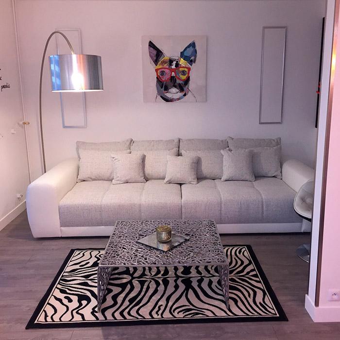 Canapé droit BYOUTY - Alterego Design - Photo 8