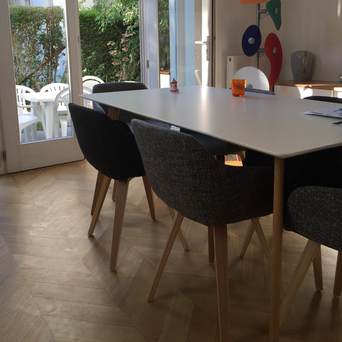 Table de terrasse CANTINA - Alterego Design - Photo 1