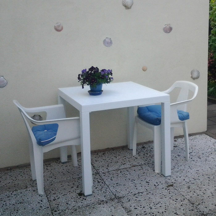 Table de terrasse CANTINA - Alterego Design - Photo 1