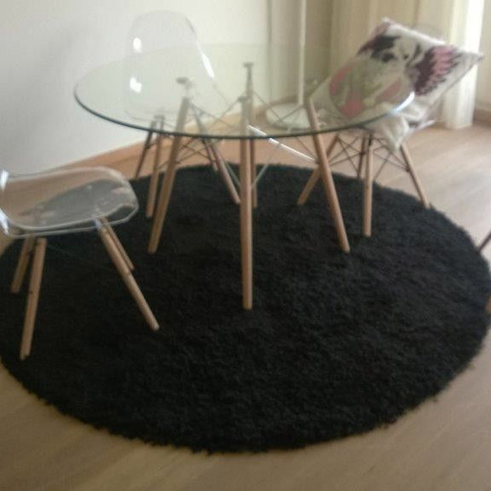 Tapis rond CAVA - Alterego Design - Photo 1