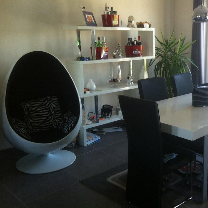 COCOON eistoel - Alterego Design - Foto 6