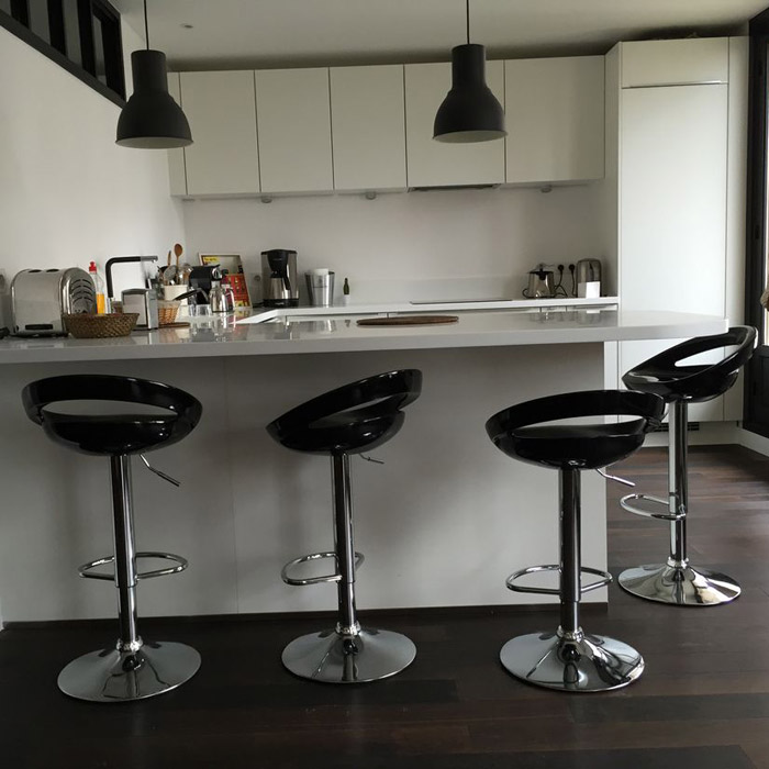 Tabouret de bar COMET - Alterego Design - Photo 8