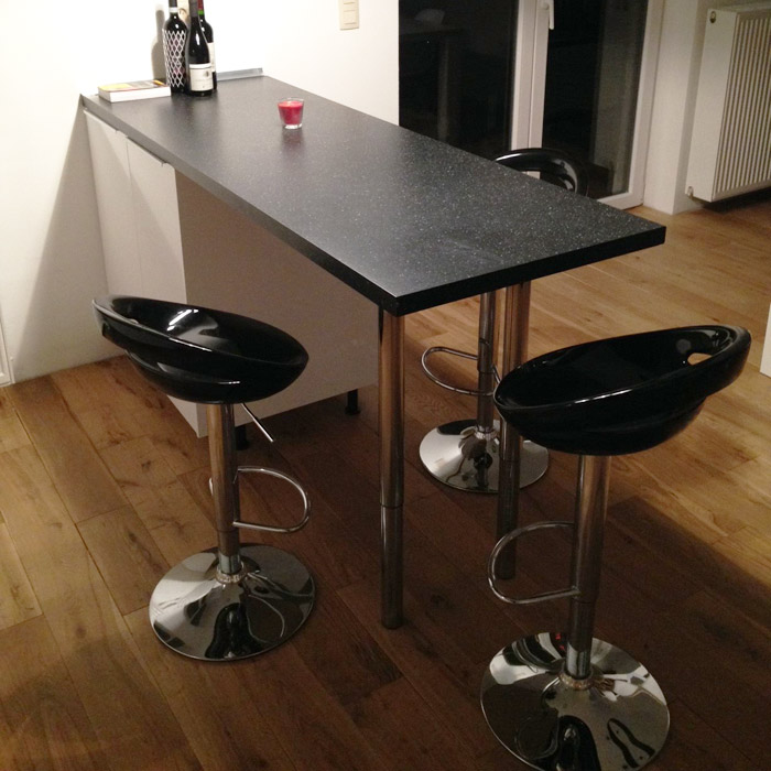 Tabouret de bar COMET - Alterego Design - Photo 3