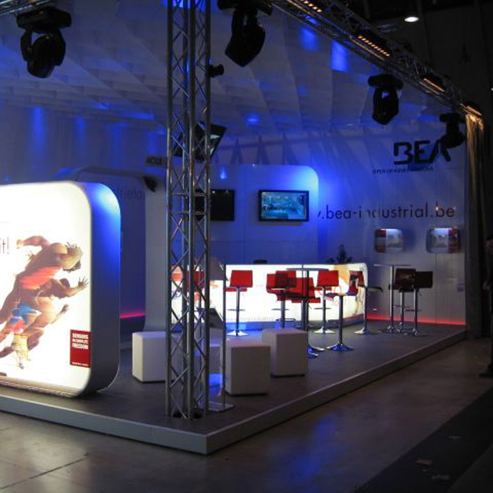 Pouf de salon CUBE - Alterego Design - Photo 5