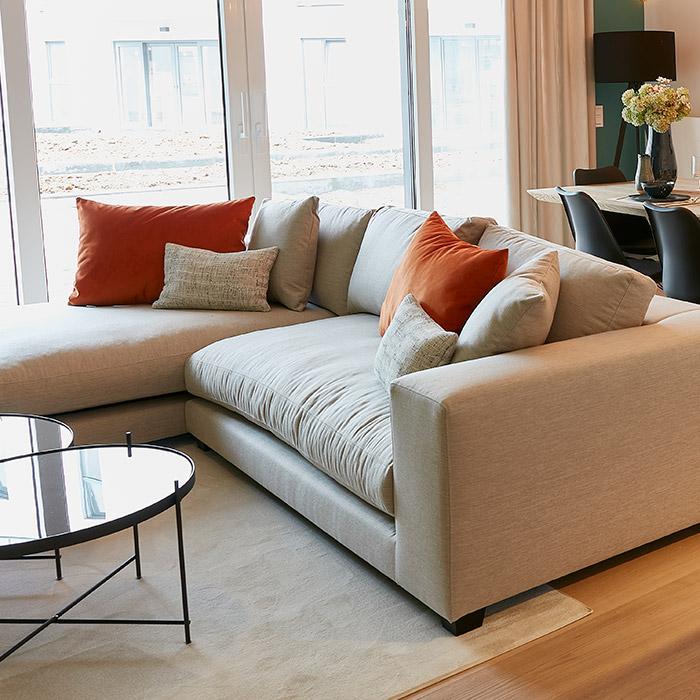 Canapé DALTON - Alterego Design - Photo 1