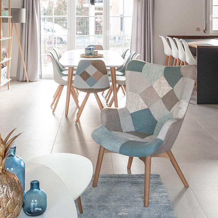 Lounge zetel DAMIAN - Alterego Design - Foto 2