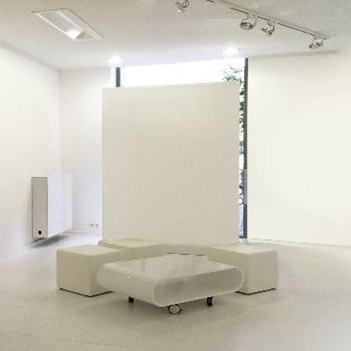 Pouf de salon CUBE - Alterego Design - Photo 4