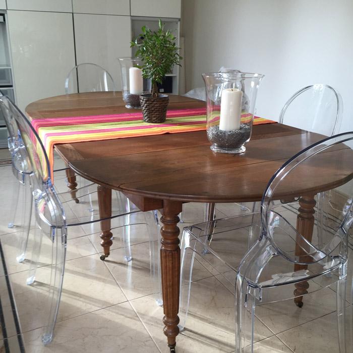 Chaise médaillon ELIZA - Alterego Design - Photo 2