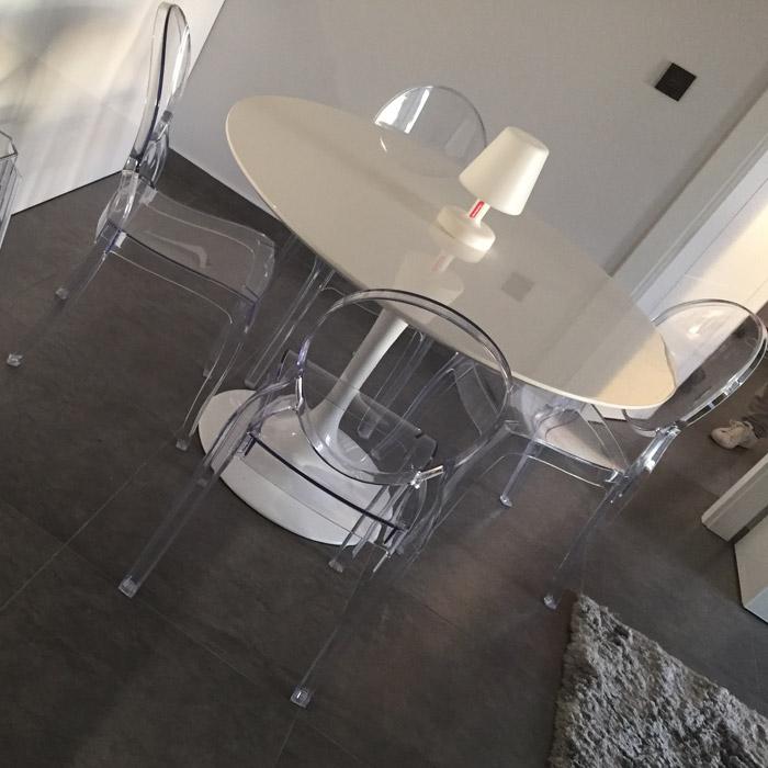 Chaise médaillon ELIZA - Alterego Design - Photo 7