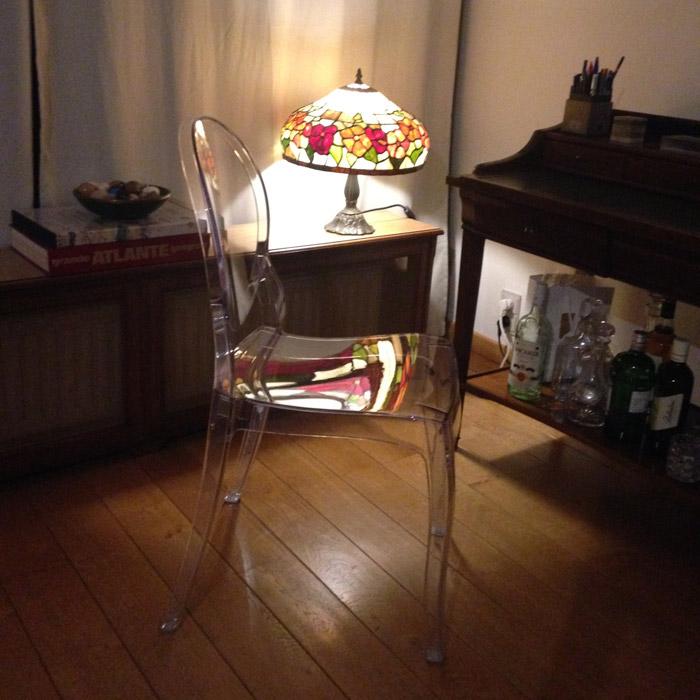 Chaise design ELIZA - Alterego Design - Photo 2
