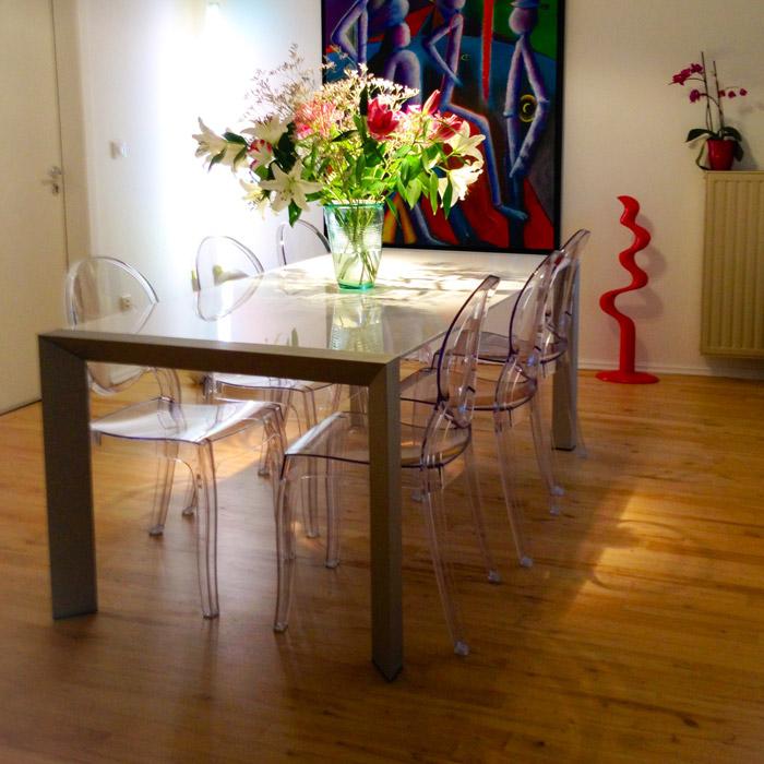 Chaise médaillon ELIZA - Alterego Design - Photo 6