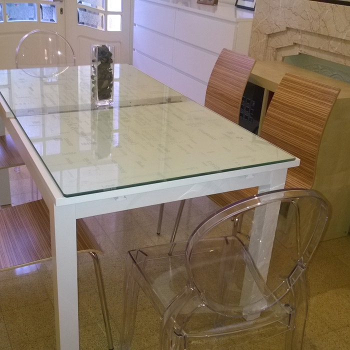 Chaise de salle à manger ESPERA - Alterego Design - Photo 4