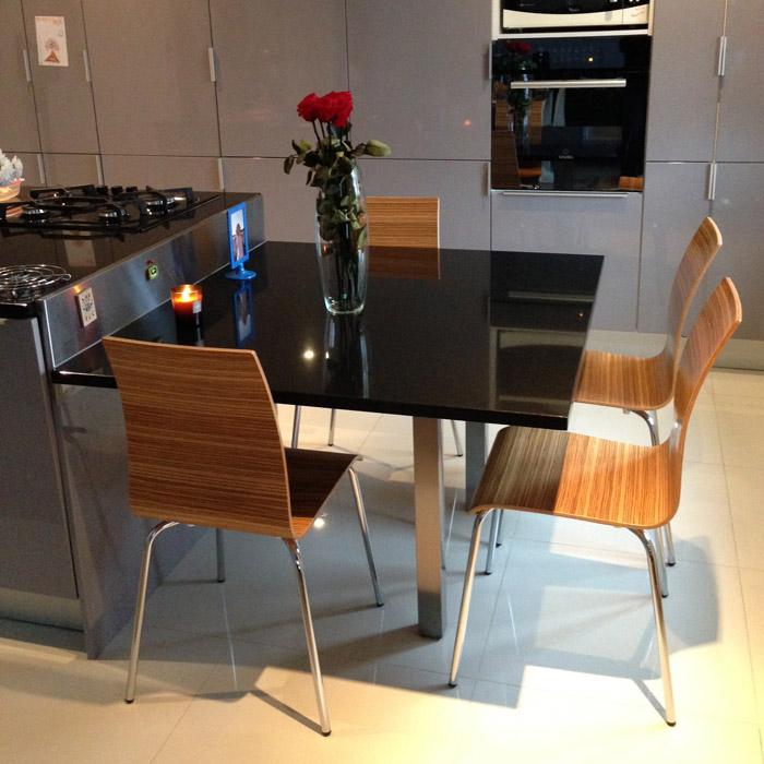 Chaise de salle à manger ESPERA - Alterego Design - Photo 7
