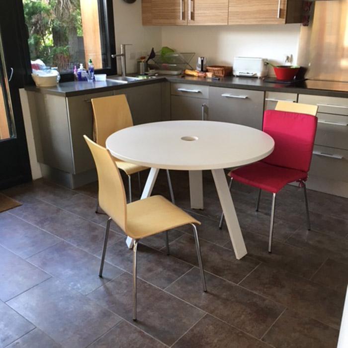 Chaise de salle à manger ESPERA - Alterego Design - Photo 3