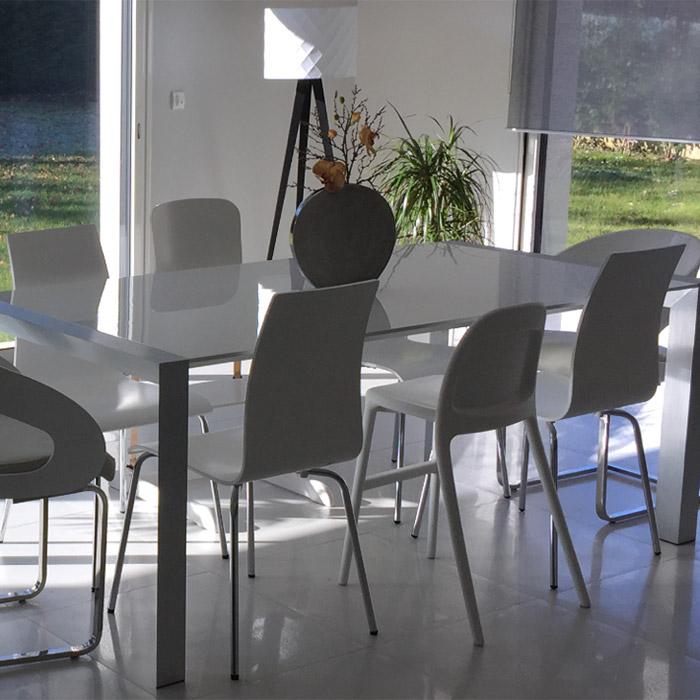 Chaise de salle à manger ESPERA - Alterego Design - Photo 9