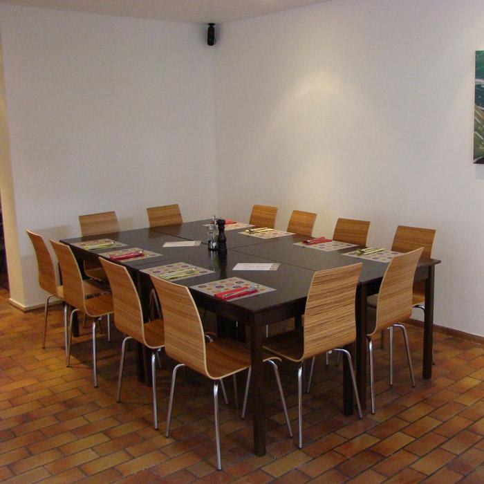 Chaise de salle à manger ESPERA - Alterego Design - Photo 2