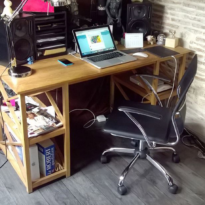 Fauteuil de bureau EVO - Alterego Design - Photo 1