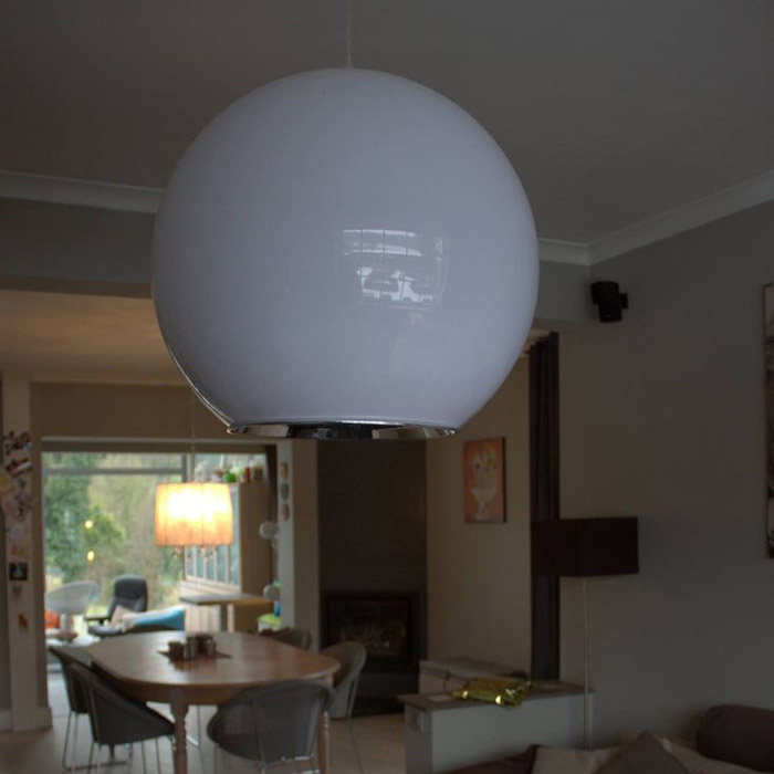 Suspension boule GALAXY - Alterego Design - Photo 1