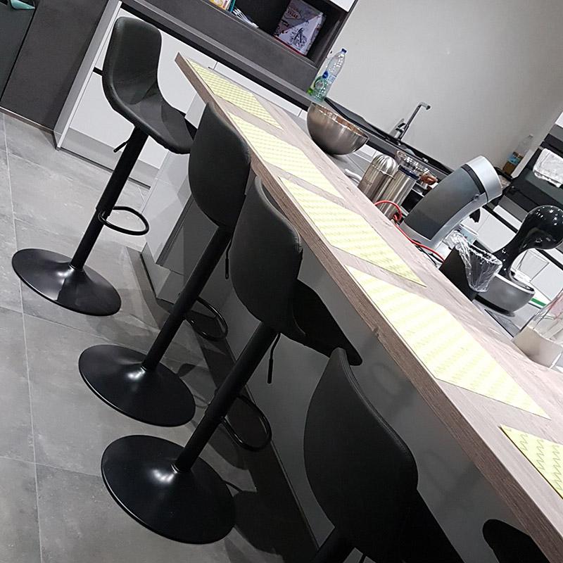 Verstelbare kruk GARRY - Alterego Design - Foto 1