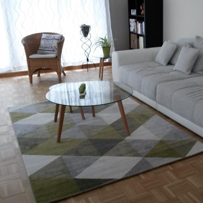 Design lage salontafel GLAZY - Alterego Design - Foto 3