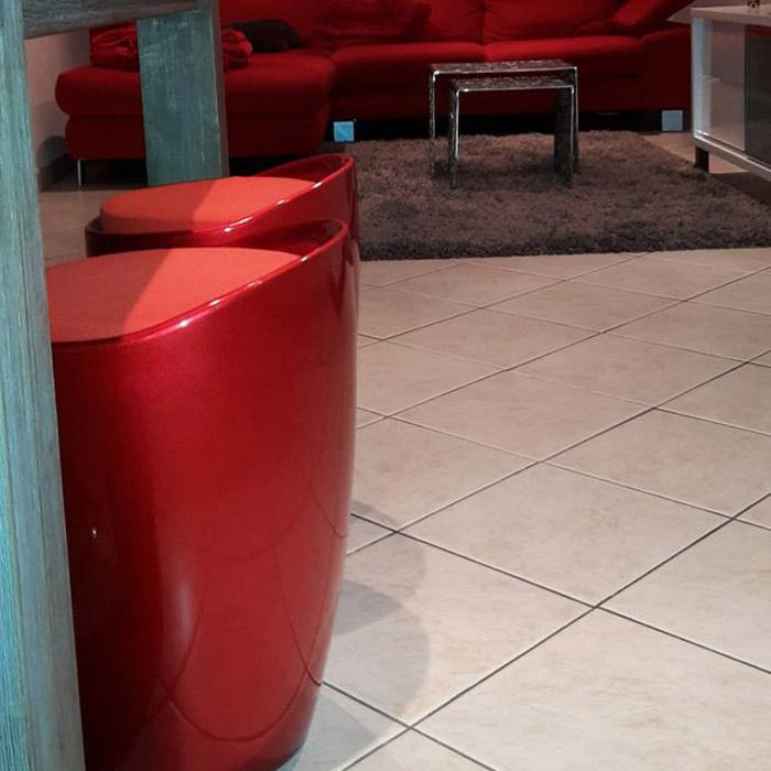 GUM bijzetkrukje - Alterego Design - Foto 4