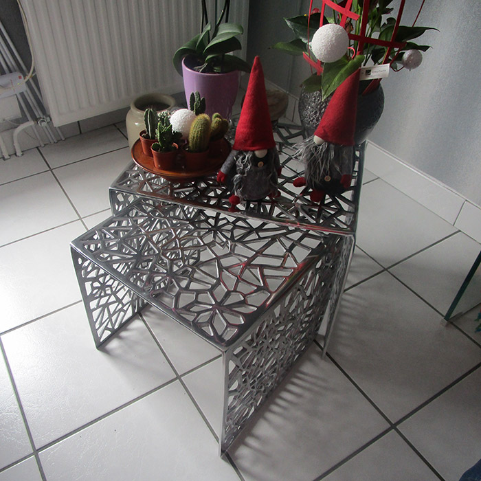 Table d'appoint HAKI - Alterego Design - Photo 4