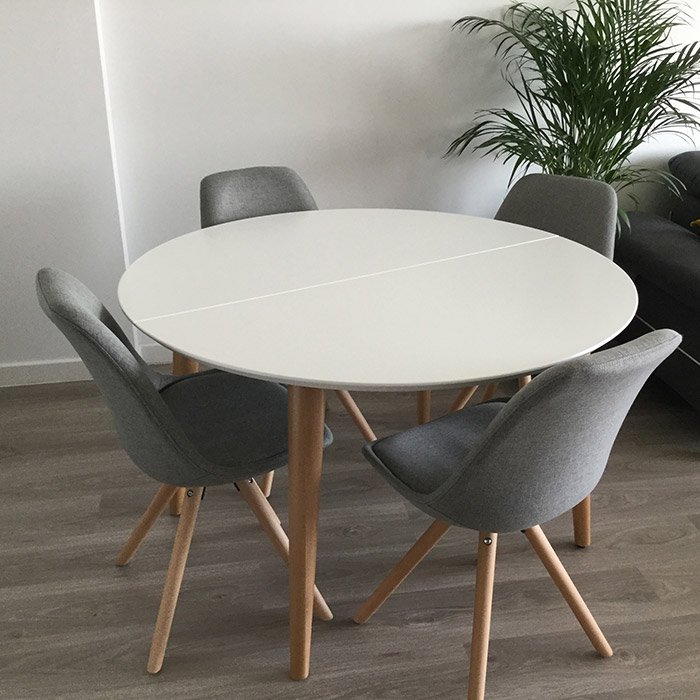 Design, ronde tafel IGLOU - Alterego Design - Foto 1