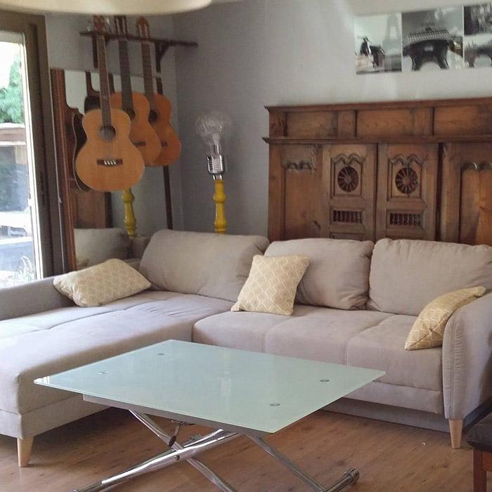 Canapé d'angle JOSEF - Alterego Design - Photo 2