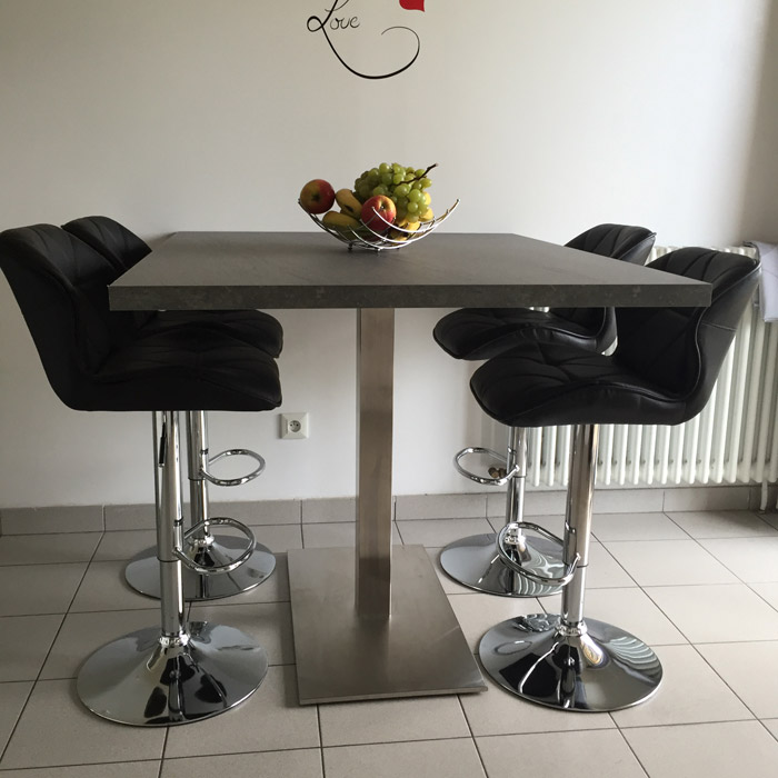 KARO XL 90 Pied de table - Alterego Design - Photo 1