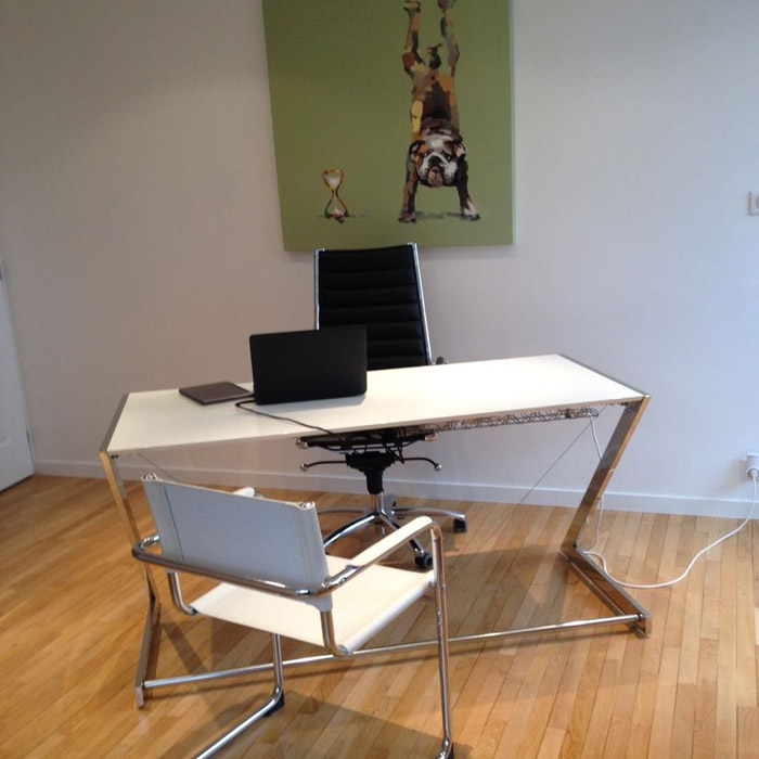 Fauteuil de bureau MILAN - Alterego Design - Photo 4